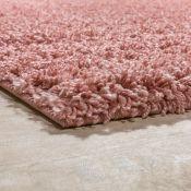 Rosdorf Park,Epperson Shag Pink Rug(60CM X 100CM) (21541/33-BF940598)