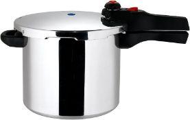 Prestige Pressure Cooker, Aluminium, Grey, 6 L RRP
