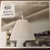 Nordlux, Read 1-Light Cone Pendant - RRP £39.99 (NDX1431 - 14290/15)