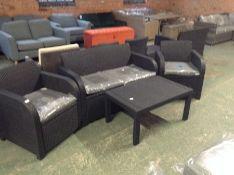 Kettler,4 Seat Lounge Set RRP -£499.99( NFR -23789