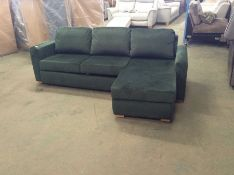 SACHA OPULENCE BOTTLE GREEN SOFABED(SFL3010)