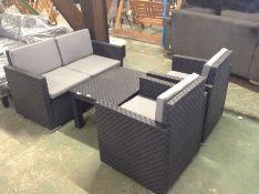 Dakota Fields,2 Seatrer, Table & 2 Armchairs RRP -