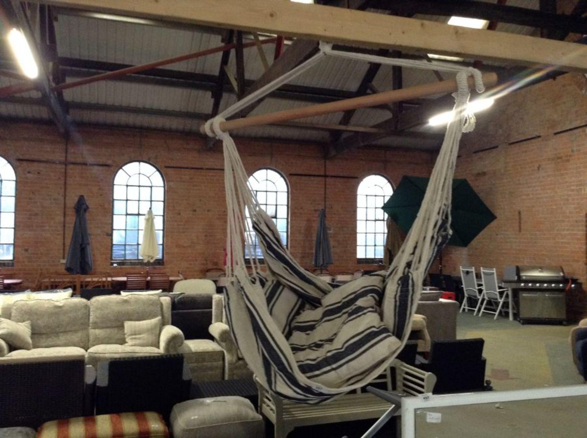 Freeport Park,Abbingt Hanging ChairRRP -£48.99(23854/3 -HMEU1230)
