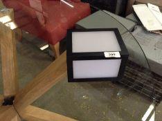 V-Tac Modern Outdoor, Ip65 Waterproof Black Frame