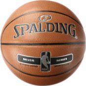 Spalding NBA Silver Basketball Ball £30.80 RRP