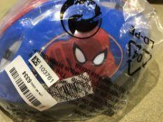 Ultimate Spiderman Bike Safety Helmet