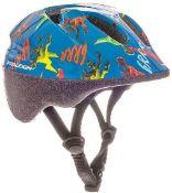 Raleigh Kids' Rascal Dinosaur Cycle Helmet, Multi-Colour, 44-50cm £14.59 RRP