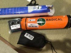 HEAD Radical Tennis Balls | Powder Coated Etched Super High-End Screw-in Bar Plugs