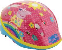 Peppa Pig Safety Helmet £21.99 RRP