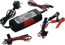 Maypole 7423A Battery Charger Auto Electronic 4A 12V - £20.39 RRP