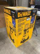 DeWalt 20V Corded/ Cordless Bluetooth LED Large Area Light