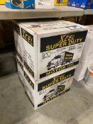 Lot of (4) Cases of Xcel Super Duty 15W40 Motor Oil