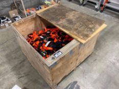 Crate of Asst. Harnesses