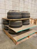 Lot of (10) Asst. Brake Drums