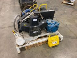 Unreserved Industrial Tool and Equipment Online Auction