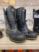 Baffin Steel Toed Winter Boot, Size 12