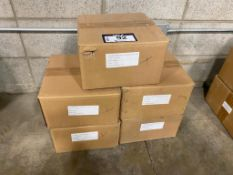 Lot of (5) Boxes of Asst. Grinding Wheels