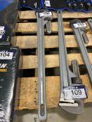 "36"" Aluminum Pipe Wrench"