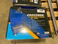 "Crossman 1/2"" Drive 38-Pc. Socket Set"