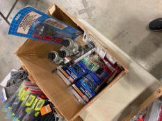 Lot of Asst. Pump Saver, Stripped Thread Repair Kits, Gasket Maker, etc.