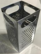 UPDATE INTERNATIONAL FOUR SIDED STAINLESS GRATER, GR-449 - NEW