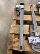"24"" Aluminum Pipe Wrench"