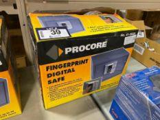 Procore Fingerprint Digital Safe