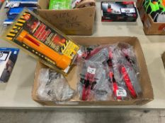 Lot of Asst. Trailer lights and Emergency Road Warning