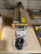 Lot of Williams TM-750 LW Torque Wrench w/ Klein Cable Stripper, and Wrench Slugging Retainer