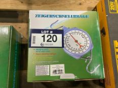 Hanging Weight Scale