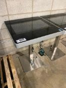 "EKAA 23.5"" X 23.5"" Commercial LCD Interactive Touchscreen Table, Model: ETT-LDG60S-AD"