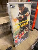 Lot of (3) Advertising Poster Frames