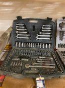 Mastercraft Socket/ Wrench Set