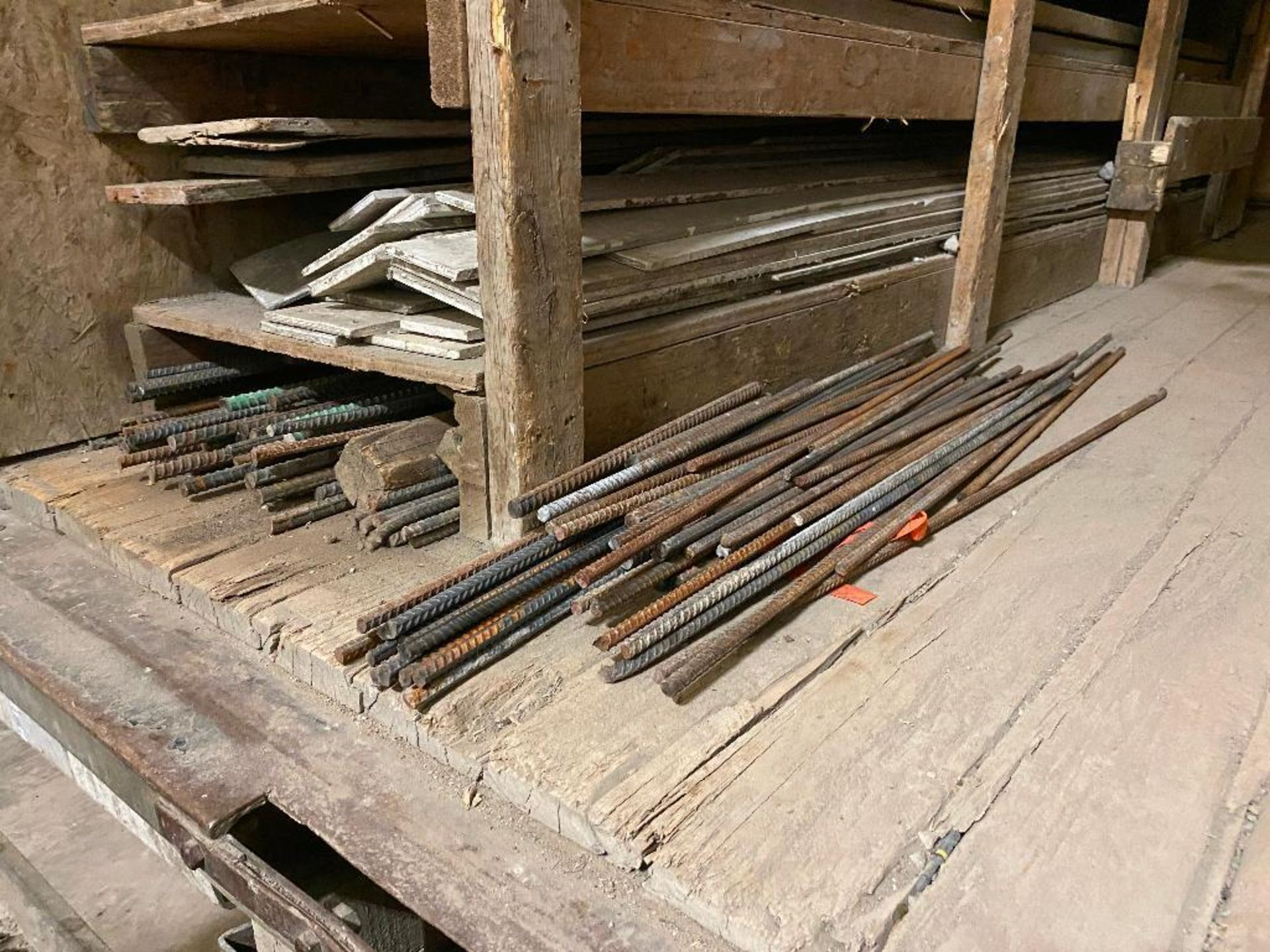 Lot of Asst. Form Lumber and Rebar - Image 2 of 4