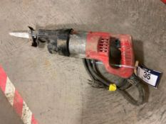 Milwaukee Sawzall Electric Reciprocating Saw