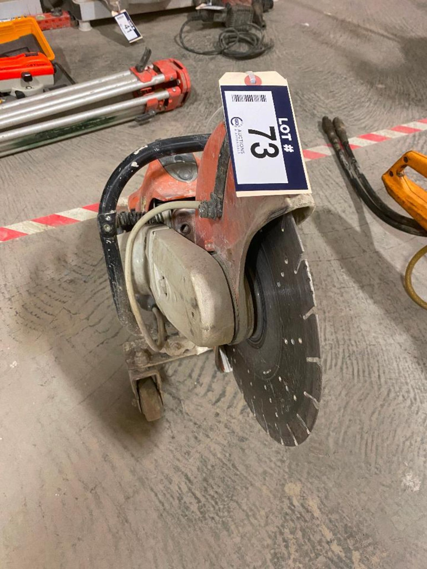 Stihl TS 420 Cutquick Cutoff Saw - Image 3 of 5