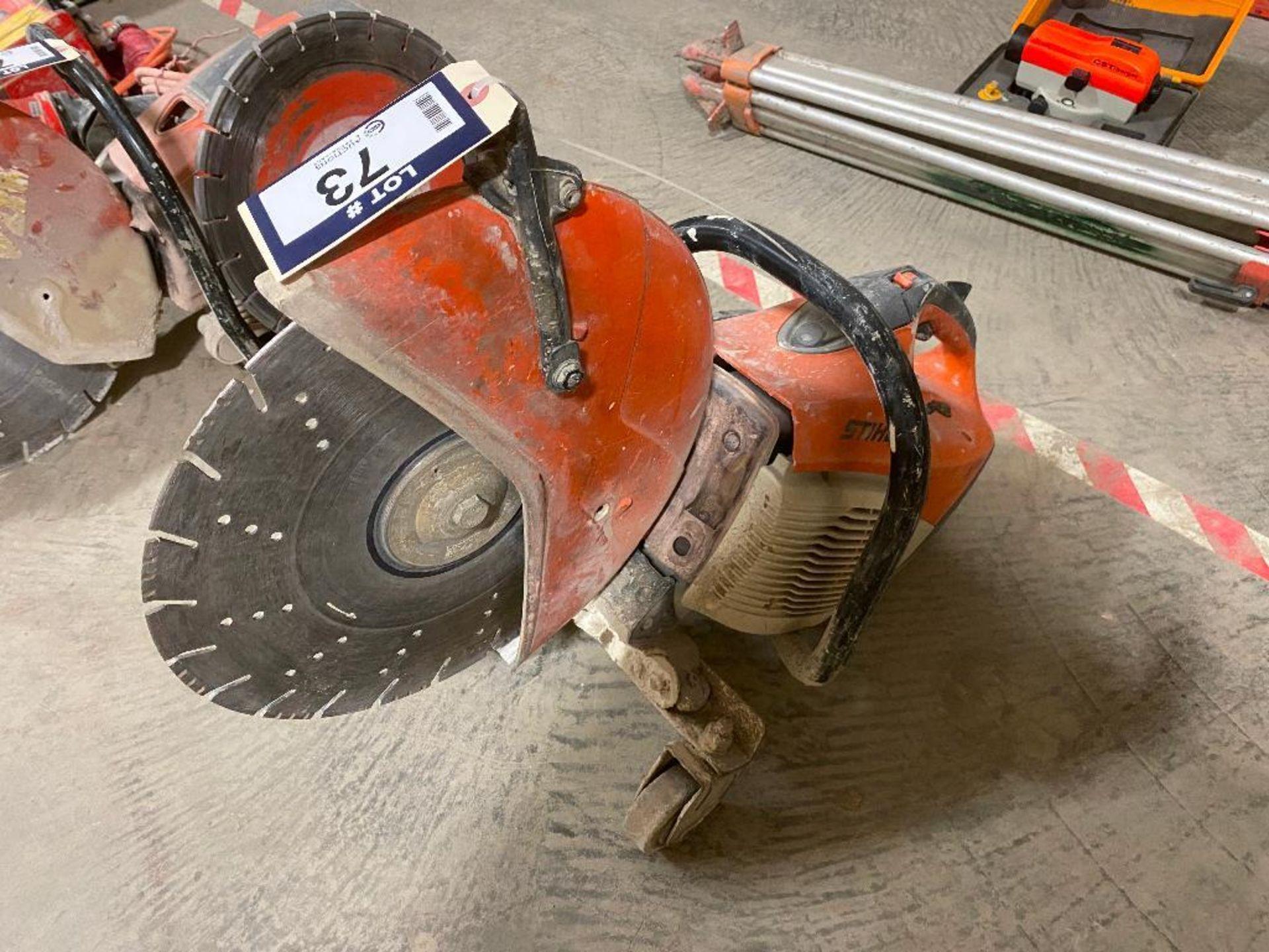 Stihl TS 420 Cutquick Cutoff Saw