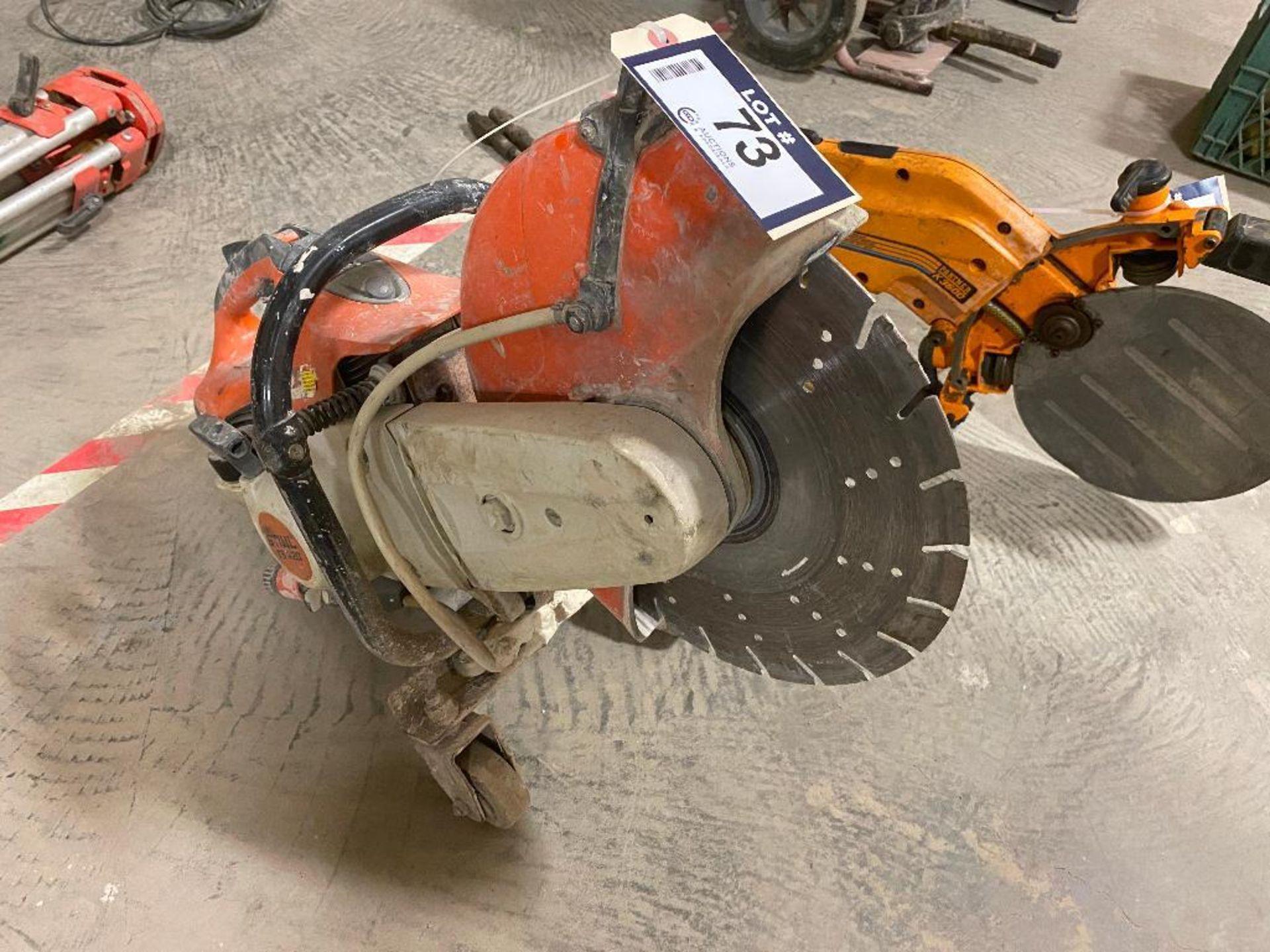 Stihl TS 420 Cutquick Cutoff Saw - Image 2 of 5