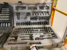 Stanley Socket/ Wrench Set