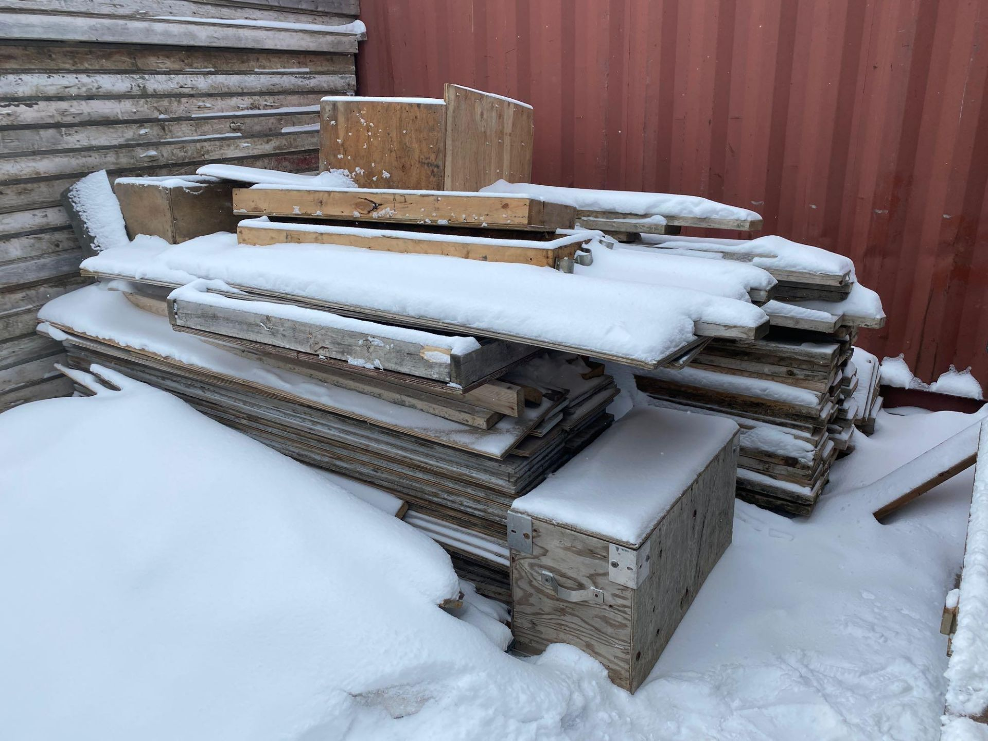 Lot of Asst. Forming Lumber - Image 3 of 8