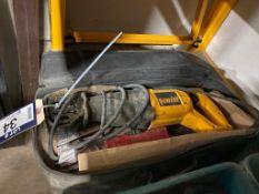 DeWalt DW304P Electric Reciprocating Saw