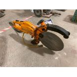 Partner K3600 Hydraulic Ring Cutoff Saw