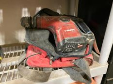HILTI TE 16 Electric Rotary Hammer Drill