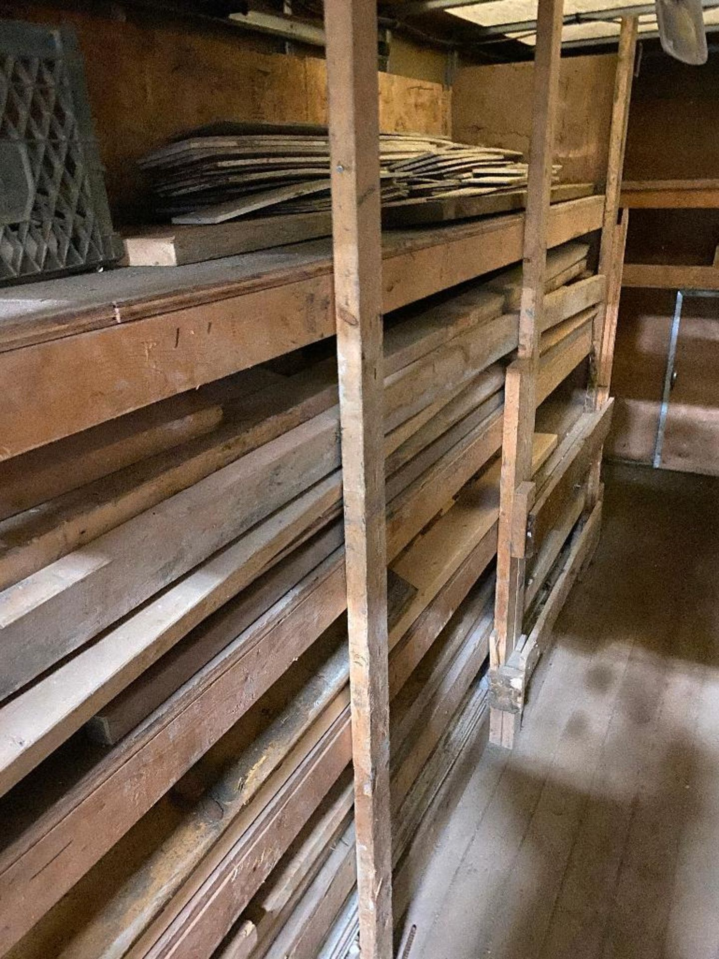 Lot of Asst. Form Lumber and Rebar - Image 4 of 4