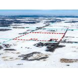 Lands located at Civic Address SE corner of RR 225 & TWP 564, Sturgeon County.