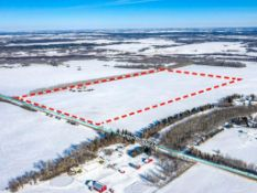 Lands and Property located at Civic Address 56515 Range Road 233, Sturgeon County.