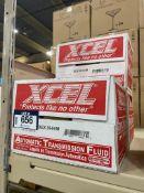 Lot of (3) Cases of XCEL ATF DEX III-H/M