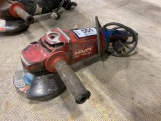 HILTI DC 700 S Electric Angle Grinder