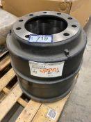 Lot of (2) Asst. Brake Drums