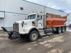 2006 Kenworth T800 T/A Sanding Truck, VIN#: 1NKDLB0X96R988478